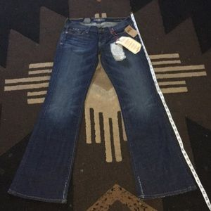 New Lucky Brand jeans.